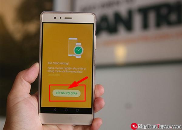 Hướng dẫn sử dụng Gear Fit 2 cài trên điện thoại, máy tính bảng Android + Hình 7