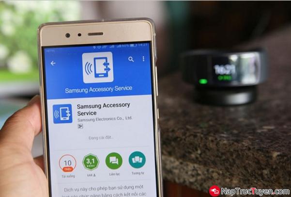 Hướng dẫn sử dụng Gear Fit 2 cài trên điện thoại, máy tính bảng Android + Hình 9