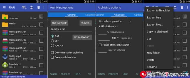 Giới thiệu TOP 5 ứng dụng giải nén File miễn phí trên Android + Hình 7