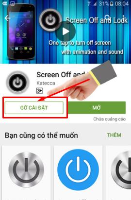 Sửa lỗi điện thoại Samsung Galaxy J7 Prime không nhận được vân tay + Hình 13