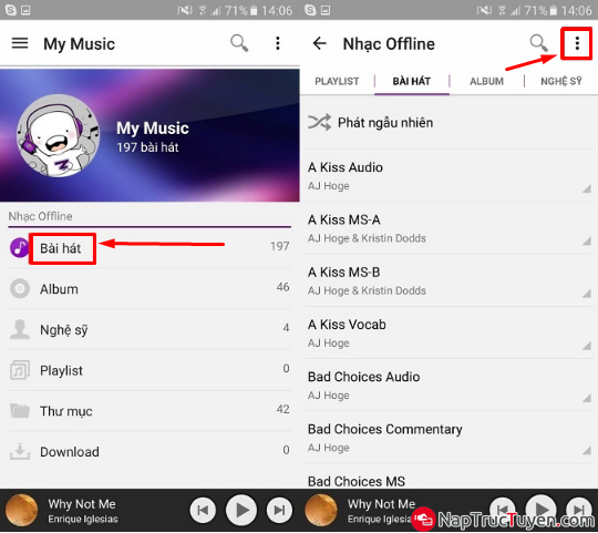Cách tải nhạc bản quyền trên Zing MP3 cho Android với Ziba Downloader + Hình 9