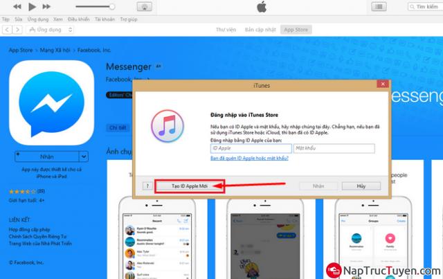 Tạo tài khoản iCloud - Apple ID Free nhanh gọn mà không cần thẻ VISA, MASTERCARD + Hình 8