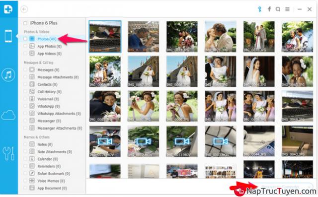 Mẹo tải ảnh, video từ iCloud về máy tính không cần iPhone, iPad + Hình 7