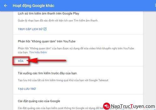 Hướng dẫn xóa bỏ video, kênh đề xuất trên YouTube & Youtube Suggests + Hình 10