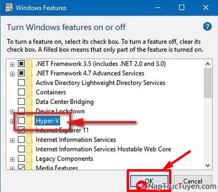 Hướng dẫn khắc phục lỗi phần mềm BLUESTACKS hiển thị màn hình xanh + Hình 6