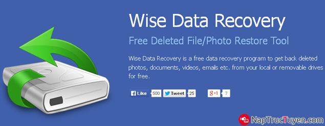 Các ứng dụng giúp bạn khôi phục lại file khi bị xóa nhầm + Hình 2