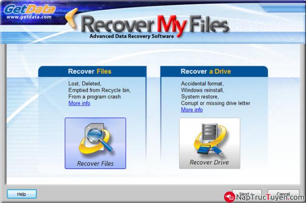 Các ứng dụng giúp bạn khôi phục lại file khi bị xóa nhầm + Hình 6