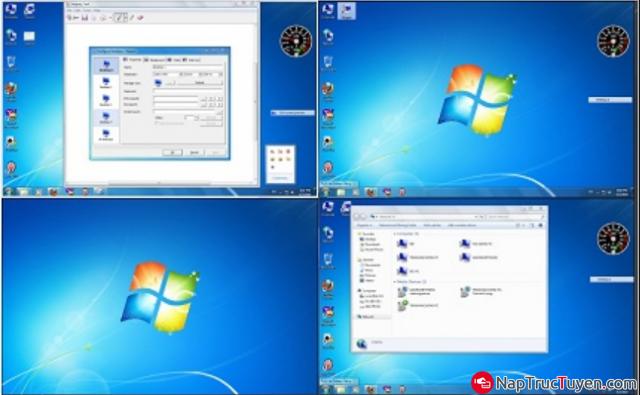 Tạo màn hình Destop ảo bằng phần mềm Dexpot cho Windows + Hình 2