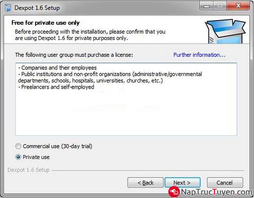 Tạo màn hình Destop ảo bằng phần mềm Dexpot cho Windows + Hình 4