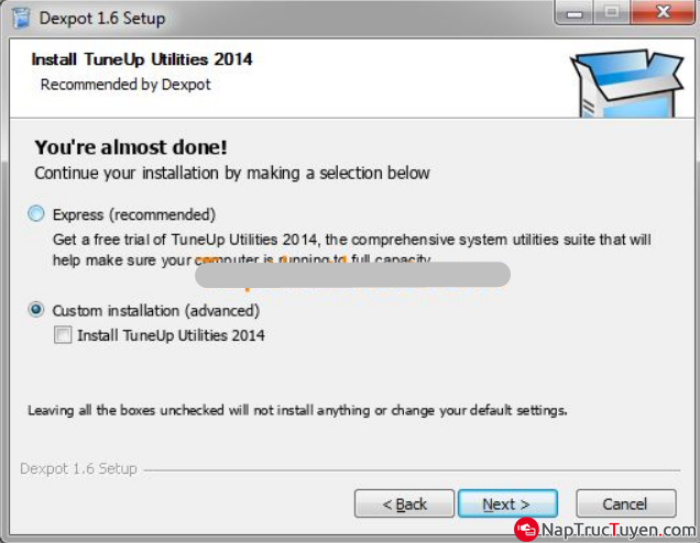 Tạo màn hình Destop ảo bằng phần mềm Dexpot cho Windows + Hình 5