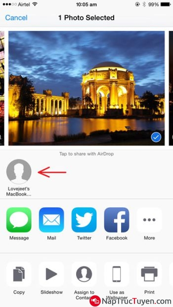 Hướng dẫn mọi người share tệp tin từ iOS sang Macbook + Hình 9