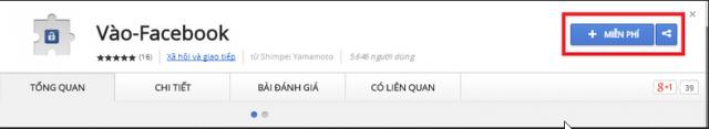 Cách vào Facebook mượt hơn, nhanh hơn bằng trình duyệt Chrome + Hình 2