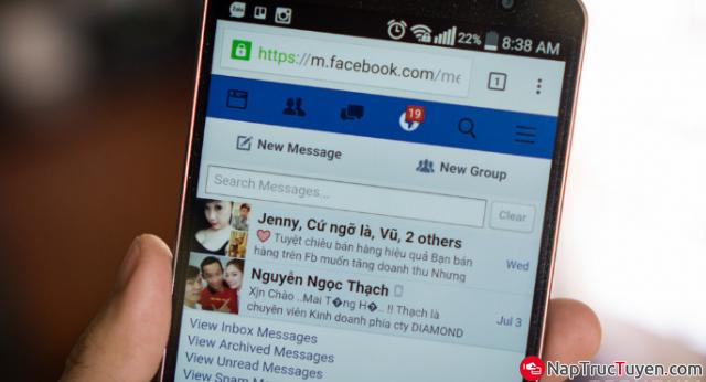 Hướng dẫn chặn tin spam, tin rác, tin quảng cáo trên Facebook Messager + Hình 2