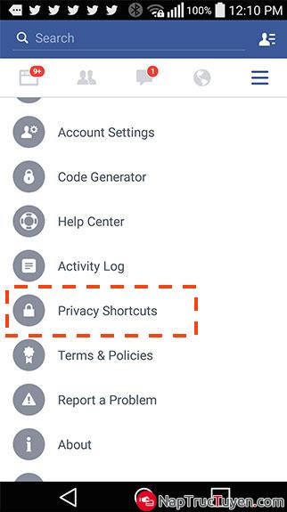 Hướng dẫn chặn tin spam, tin rác, tin quảng cáo trên Facebook Messager + Hình 5