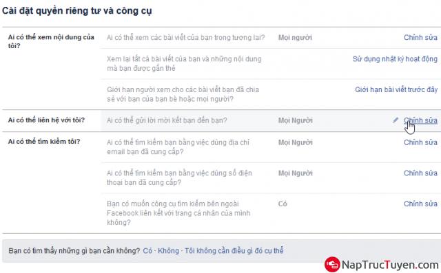 Hướng dẫn chặn tin spam, tin rác, tin quảng cáo trên Facebook Messager + Hình 12