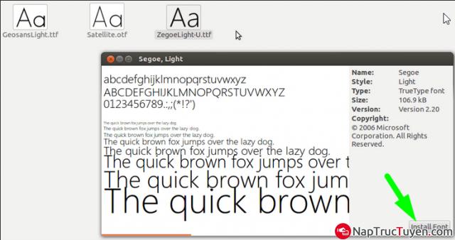 Hướng dẫn thiết lập cỡ chữ cho máy tính cài Windows + Hình 6