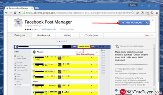 Tuyệt chiêu dọn sạch tường Facebook nhà bạn một cách nhanh chóng nhất + Hình 2