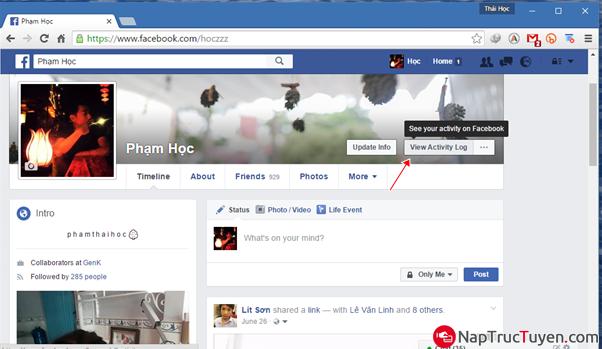 Tuyệt chiêu dọn sạch tường Facebook nhà bạn một cách nhanh chóng nhất + Hình 4