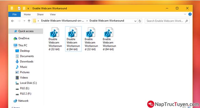 Sửa lỗi Webcam bị crash khi được nâng cấp lên Windows 10 Anniversary + Hình 10