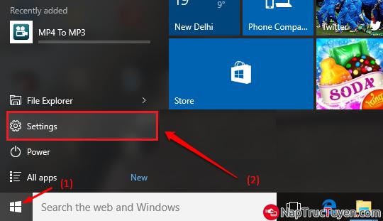 Cách sửa lỗi không tắt được laptop chạy Windows 10 + Hình 3
