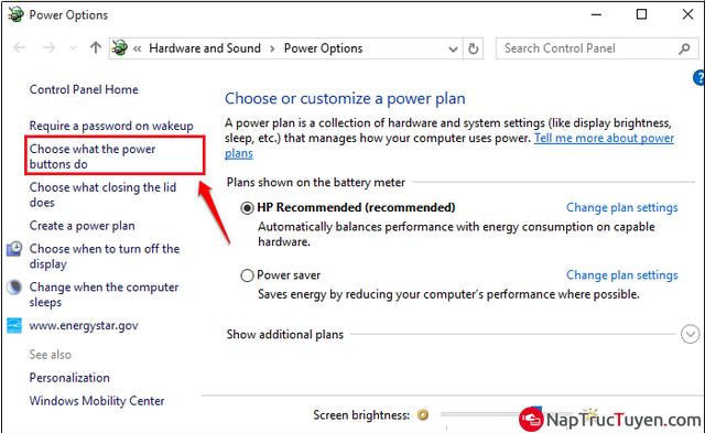 Cách sửa lỗi không tắt được laptop chạy Windows 10 + Hình 6