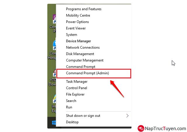 Cách sửa lỗi không tắt được laptop chạy Windows 10 + Hình 9