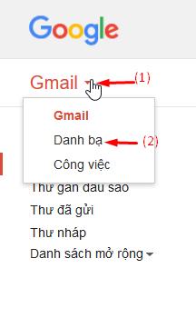 Hướng dẫn thêm Address Email mới vào danh sách liên hệ cho Gmail + Hình 2