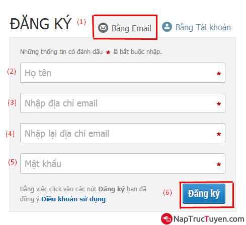 Cách đăng ký sử dụng dịch vụ Zing Mail dễ dàng nhất + Hình 3