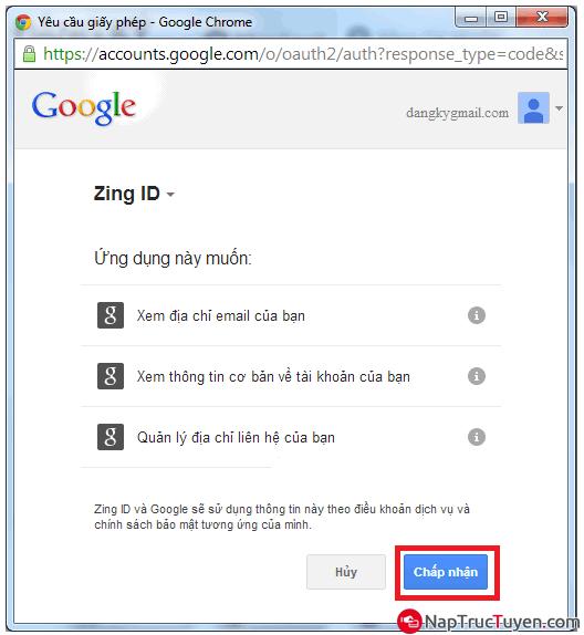 Cách đăng ký sử dụng dịch vụ Zing Mail dễ dàng nhất + Hình 5