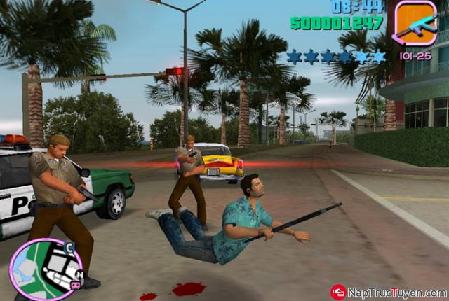 Đôi nét về game hành động nhập vai Grand Theft Auto + Hình 3